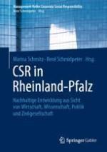 CSR in Rheinland-Pfalz: Einführung in die Thematik und Beschreibung des Buchaufbaus