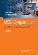 Einordnung und Funktionsumfang von MES