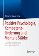 Das Modell des positiven Selbstmanagements und seine bisherige empirische Bestätigung