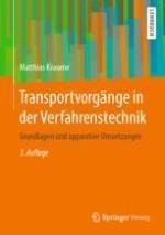 Grundlagen der Transportprozesse