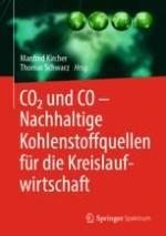 CO2 und CO: nachhaltige Kohlenstoffquellen für die zirkuläre Wertschöpfung