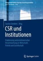 Wertschaffende CSR-Strategien: Theoretische Fundierung und praktische Implikationen