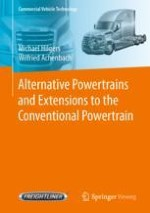 Alternative Powertrains and Extensions to the Conventional Powertrain