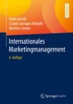 Internationalisierung und internationales Marketingmanagement