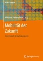 Mobilität für morgen – notwendig, herausfordernd, machbar