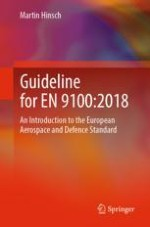 Introduction to Standardisation and the QM System According to EN 9100