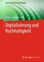 Digitalisierung und Nachhaltigkeit durch internationale Ansätze – Beispiele der HAW Hamburg