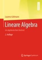 Algebraische Strukturen