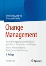 Planung und Umsetzung der Veränderungsbegleitung