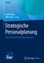 Strategie für die Zukunft– Vom Trendscanning zur strategischen Personalplanung