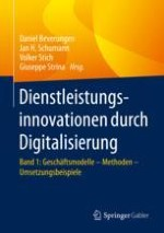 Kundenintegration und Individualisierung bei digitalen Dienstleistungsinnovationen– Entwicklung eines Methodenbaukastens und Strategietoolkits