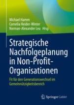 Strategische Nachfolgeplanung in Non-Profit-Organisationen: ein Überblick