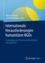 Soft Power von NGOs in der humanitären Hilfe und Entwicklungszusammenarbeit