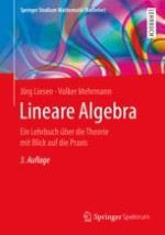 Lineare Algebra im Alltag