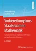Algebra: Gruppentheorie