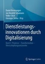 Digitale Transformation von Dienstleistungssystemen – Beidhändige Innovationen für vernetzte Wertschöpfungsszenarien