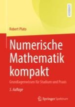 Polynominterpolation