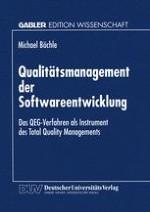 Qualitätsmanagement in der Wirtschaftsinformatik