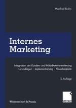 Internes Marketing als Forschungsgebiet der Marketingwissenschaft