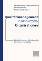 Qualitätsmanagement in der Altenpflege am Beispiel der Johannes Seniorendienste e. V.