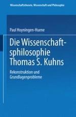 Das Thema der Kuhnschen Wissenschaftsphilosophie