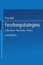Forschungs-Management am Scheideweg?