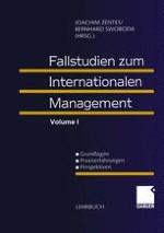 Komplexität der Internationalisierung: Von der Globalisierung zur Gestaltung nationaler Netzwerke im Fall von Electrolux und Zanussi