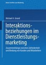 Unternehmensinterne Absicherung des externen Marketing