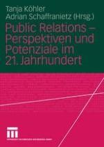 Kommunikationsmanagement 2008 — Trends aus Sicht der internationalen PR Community