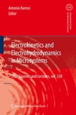 AC Electrokinetic Micro- and Nano-particle Manipulation and Characterization
