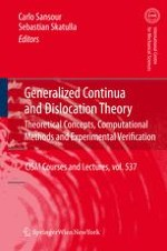 Defects, Dislocations and the General Theory of Material Inhomogeneity