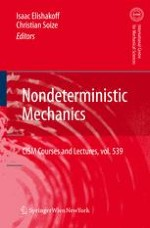 Stochastic Methods in Nonlinear Structural Dynamics