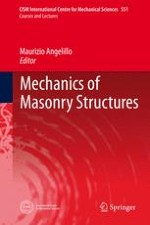 Masonry behaviour and modelling