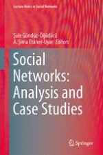 Introduction to Social Networks: Analysis and Case Studies