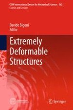 Stability of discretized nonlinear elastic systems