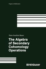 Primary Cohomology Operations