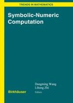 On a Generalized Companion Matrix Pencil for Matrix Polynomials Expressed in the Lagrange Basis