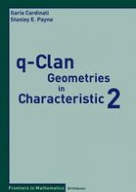 q-Clans and Their Geometries