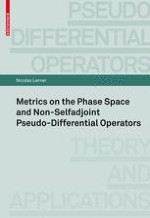 Basic Notions of Phase Space Analysis