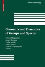 Analytic Topology of Groups, Actions, Strings and Varieties