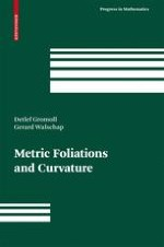 Submersions, Foliations, and Metrics