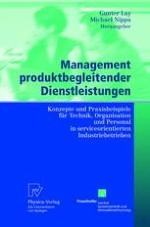 Geschäftserfolg produktbegleitender Dienstleistungen durch ganzheitliche Gestaltung und Implementierung