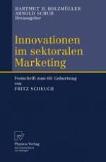 Sektorales Marketing — Impulsgeber für Wissenstransfer und Innovation im Marketing