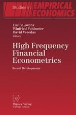 Editor's introduction: recent developments in high frequency financial econometrics