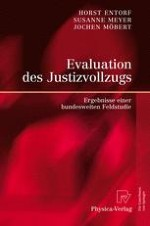 Vorüberlegungen zur Evaluation des deutschen Strafvollzuges