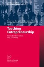 Teaching Entrepreneurship: An Introduction