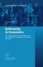 Reflexivity and Self-Reference