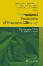 Sustainability Economics, Resource Efficiency, and the Green New Deal