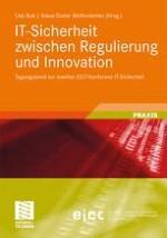 F&E für IT-Sicherheit im Rahmen von Public Private Partnerships