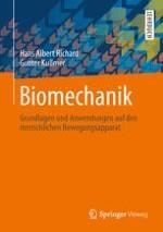 Biomechanik – Definitionen, Aufgaben und Fragestellungen